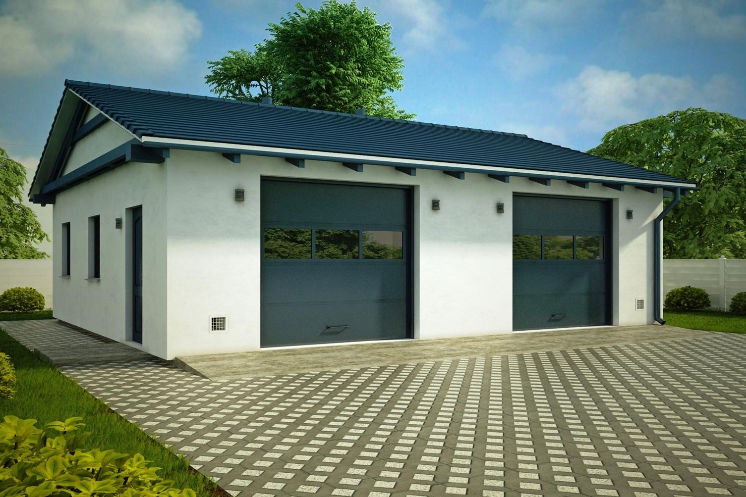 Строительство гаражей под ключ в Нижнем Тагиле